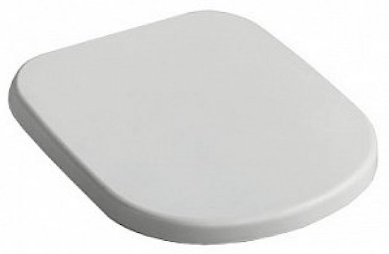 Ideal Standard Toilet : Ideal standard moments tonic toilet seat buffers k