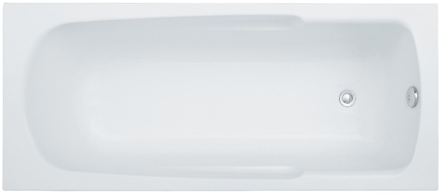 Акриловая ванна Aquanet Extra 160x70 254882 в Москве по цене 6 930.00 руб.| Интернет магазин Сантехника1