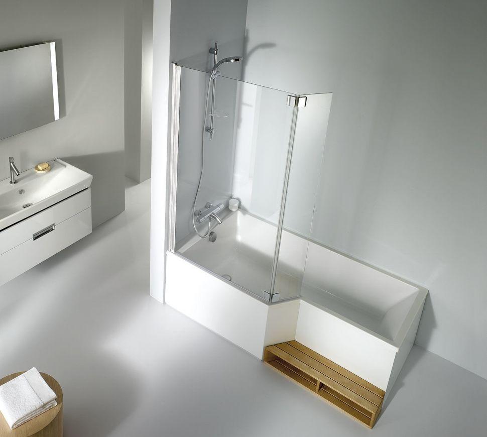 акриловая ванна Jacob Delafon Bain Douche Neo 180х90 E6d004l 00 левая